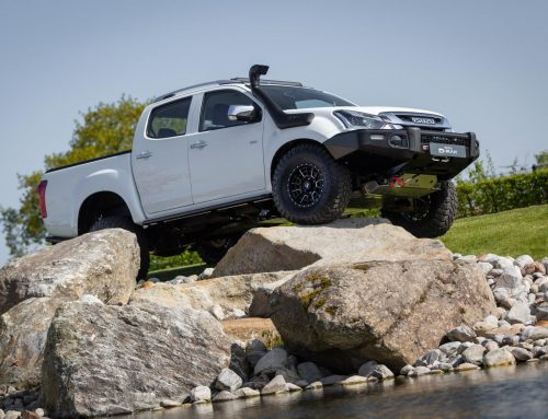 The Isuzu D-Max GO2 special