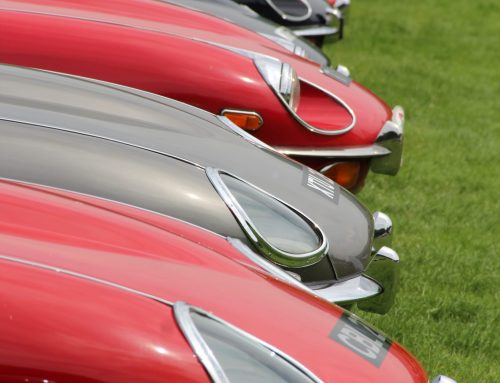 Shelsley Walsh will see the E Types next year