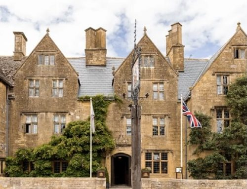 The best hotel in the UK – the Lygon Arms