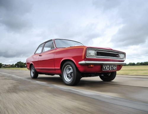 Vauxhall heritage moves to the British Motor Museum